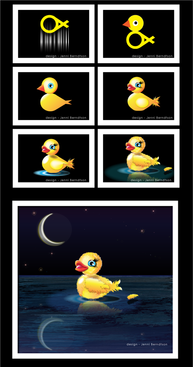 duck evolution